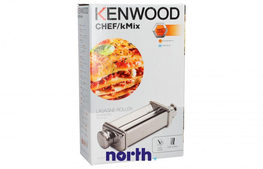 Wałkowarka do makaronu płaskiego do robota kuchennego Kenwood KAX980ME AW20011034,5