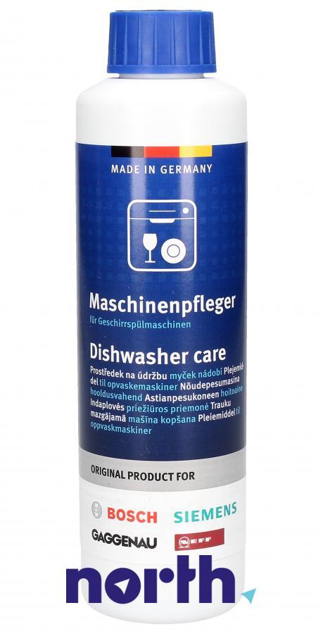 Płyn czyszczący 1szt. Bosch 250ml do zmywarki 00311994,0