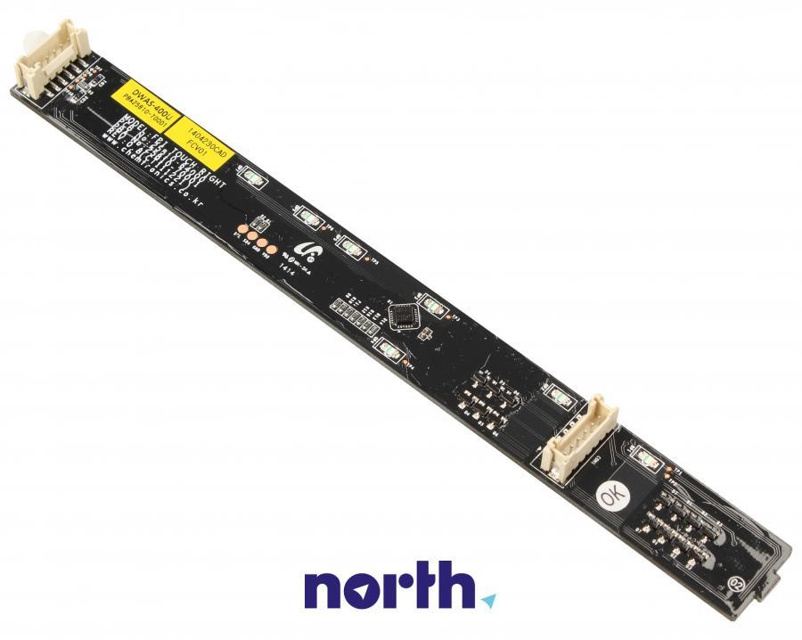 Płytka przycisków do zmywarki Samsung DD8201023A,0