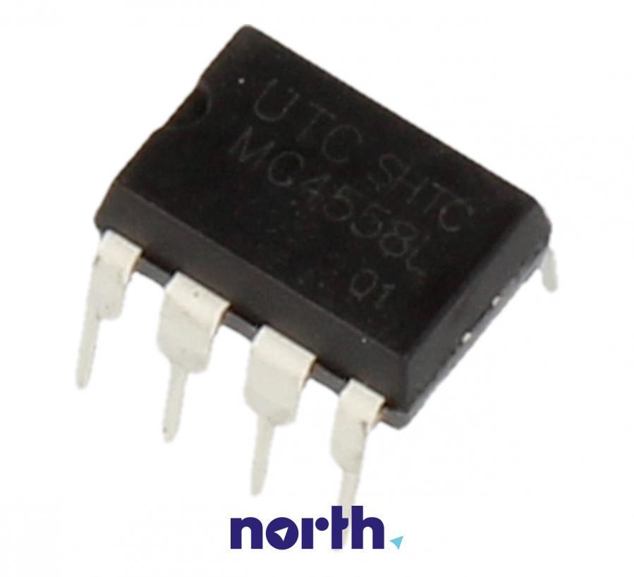 Układ scalony UPC4558,0