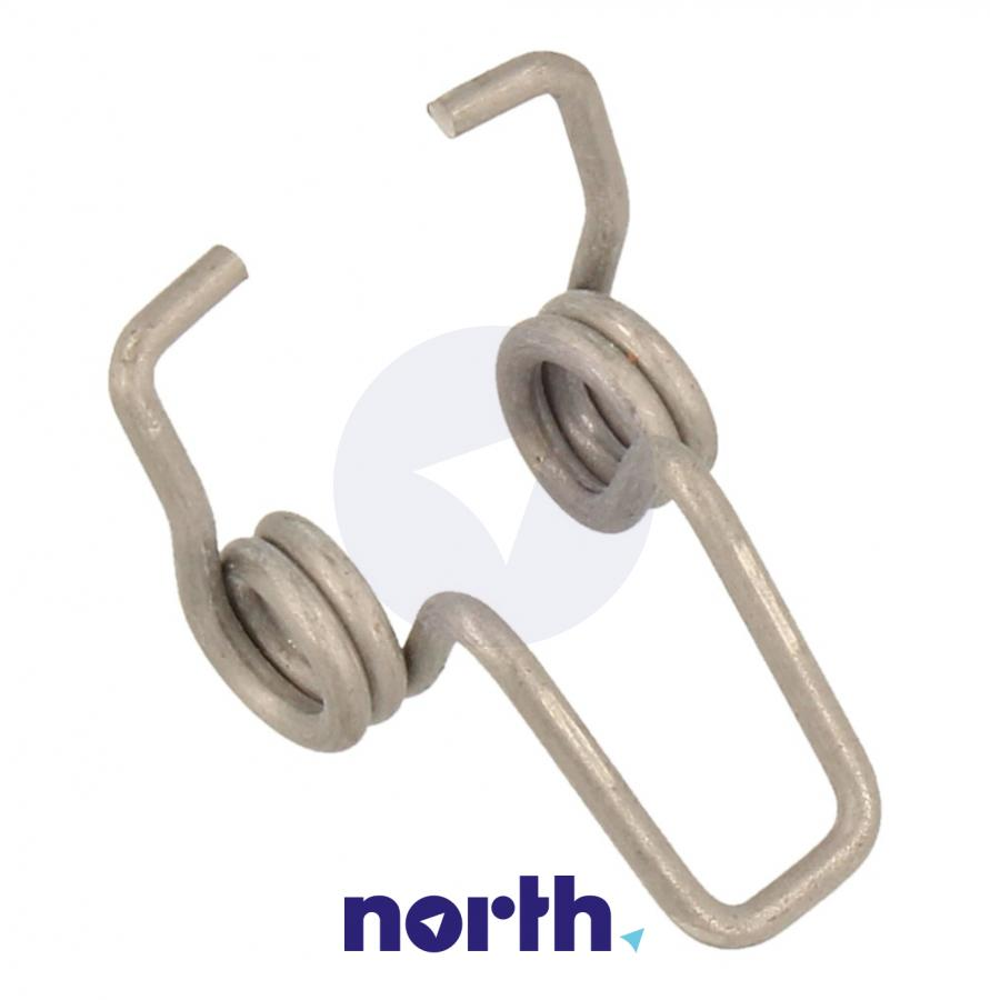 Sprężyna zamka drzwi do pralki Whirlpool 481949248144,1