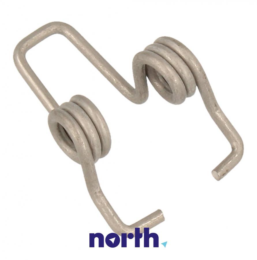Sprężyna zamka drzwi do pralki Whirlpool 481949248144,2