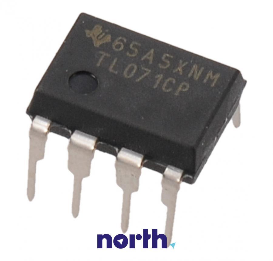 Układ scalony TL071CP TEXAS-INSTRUMENTS,0