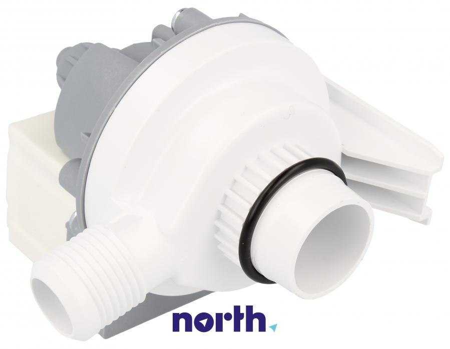 Pompa odpływowa kompletna (silnik + obudowa) do pralki Zanussi za 1293457105 / 1240180065,0