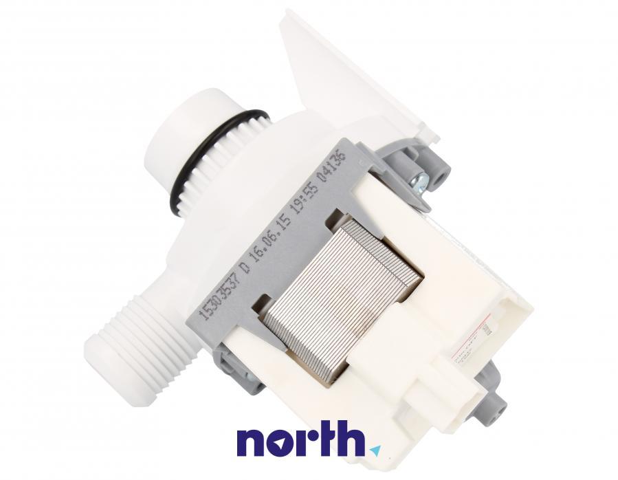 Pompa odpływowa kompletna (silnik + obudowa) do pralki Zanussi za 1293457105 / 1240180065,2