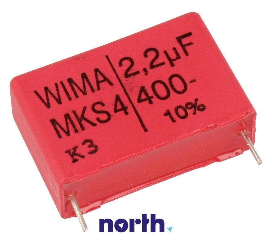 Kondensator impulsowy MKS4 2.2uF/400V MKS4G042206B00KSSD,0