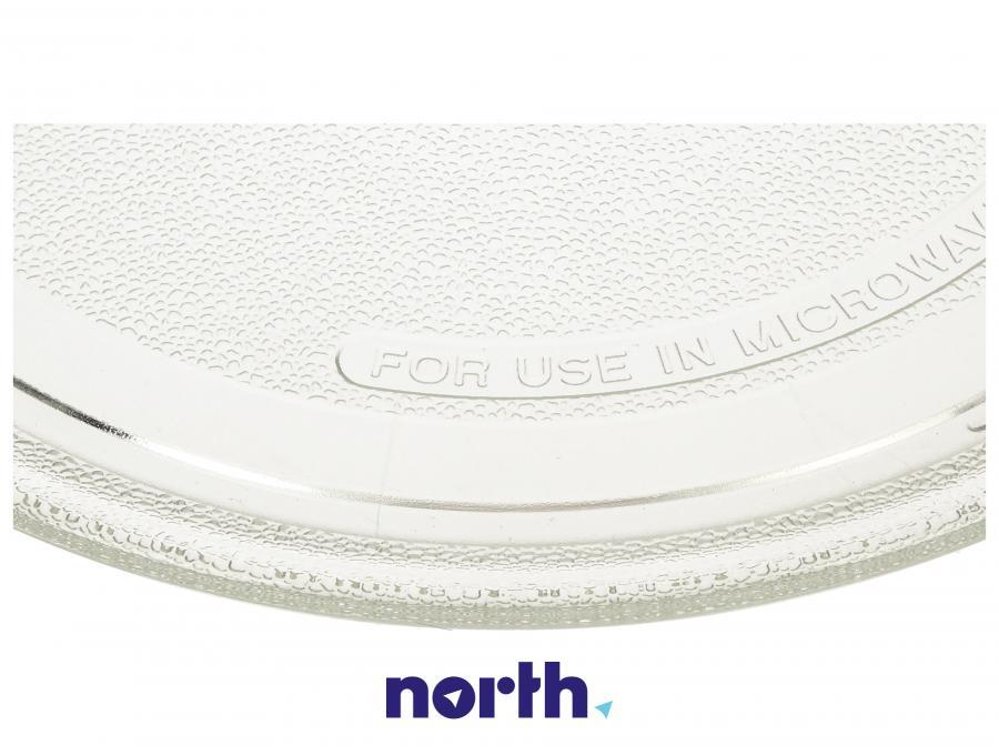 Talerz szklany 27cm do mikrofalówki Sharp NTNTA034WRF0,3