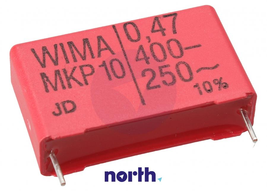 Kondensator impulsowy MKP10 470nF/400V MKP1G034706A00KSSD,0