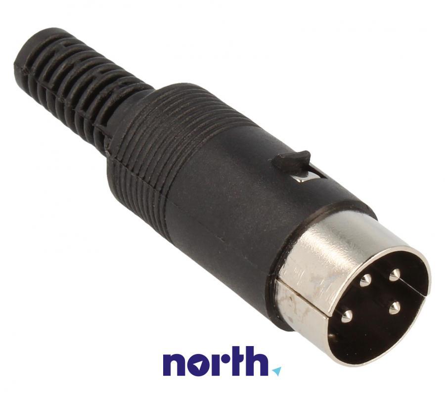 Wtyczka DIN 4 pin,0