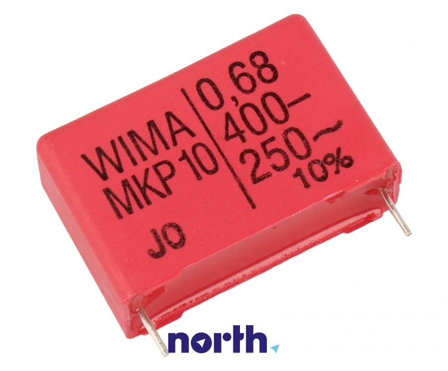 680nF   400V Kondensator impulsowy MKP10 WIMA 21mm,0