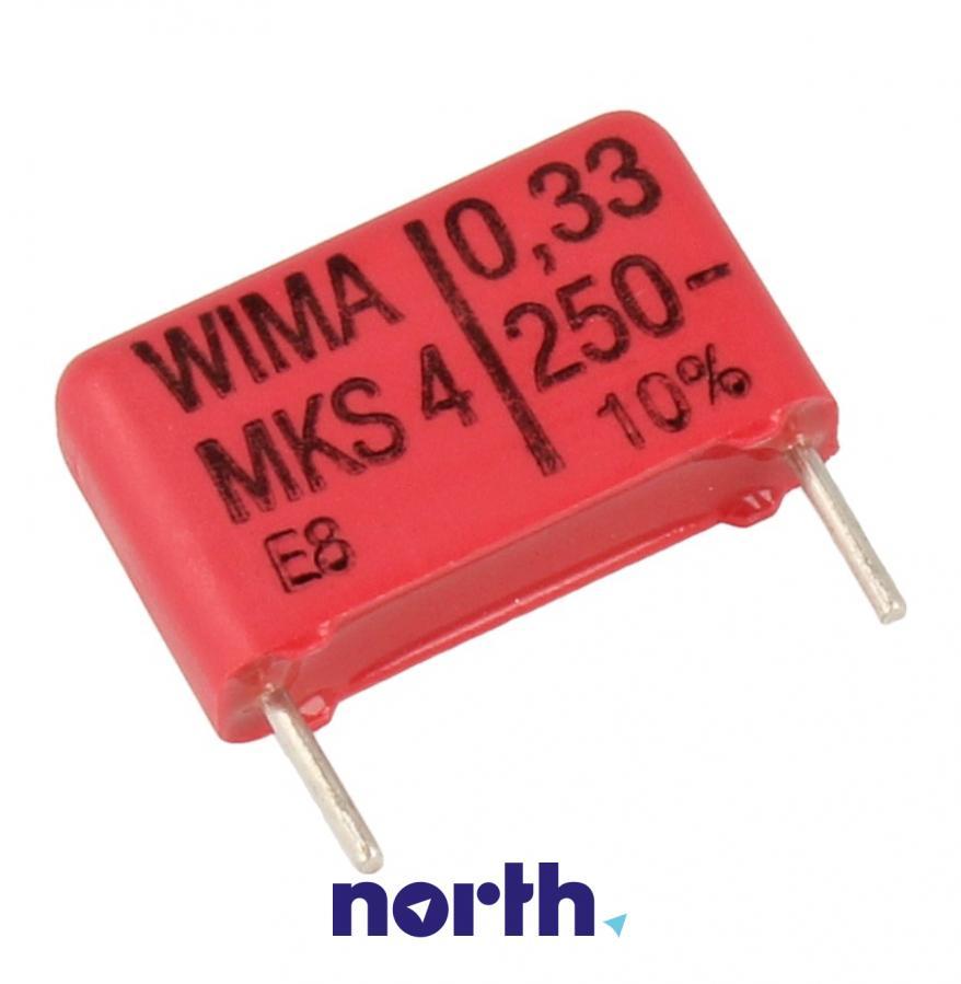 Kondensator impulsowy MKS4 330nF/250V MKS4F033304B00KSSD,0