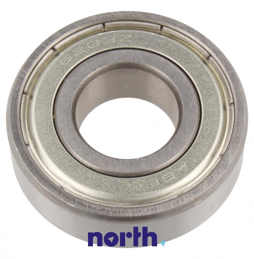 Łożysko kurzoodporne kulkowe do pralki Ignis 6203ZZ,0