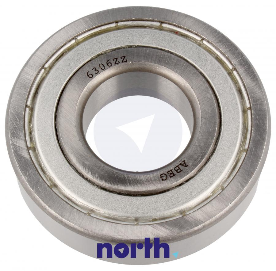 Łożysko kurzoodporne kulkowe do pralki Zanker 6306ZZ,0