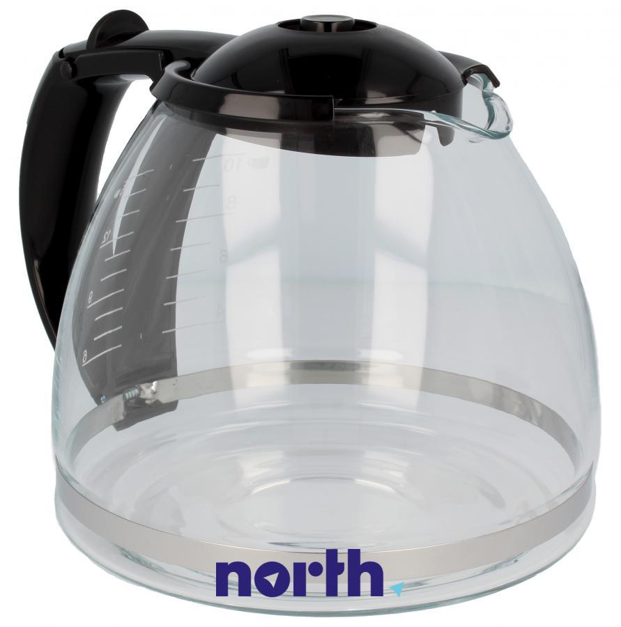 Dzbanek szklany z pokrywką do ekspresu Bosch 00646860,0