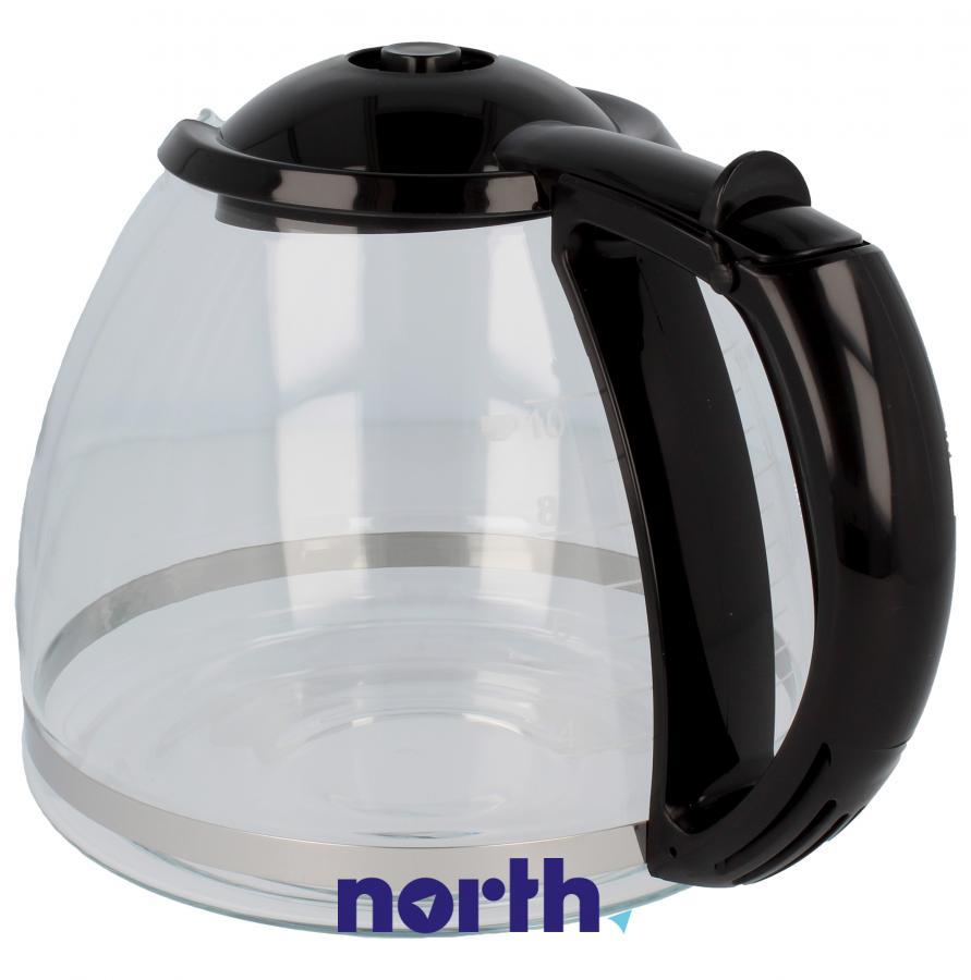 Dzbanek szklany z pokrywką do ekspresu Bosch 00646860,2