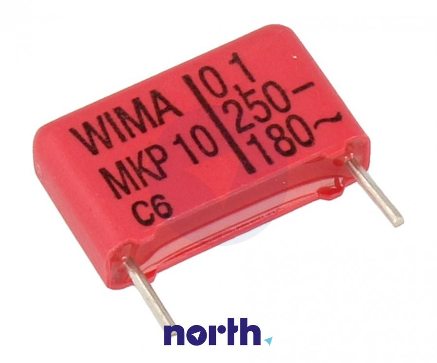 100nF   250V Kondensator impulsowy MKP10 WIMA 11mm,0