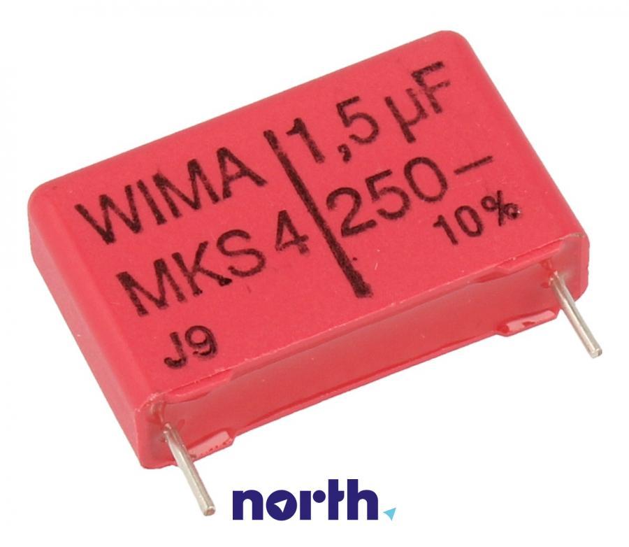 Kondensator impulsowy MKS4 1.5uF/250V MKS4F041505D00KSSD,0