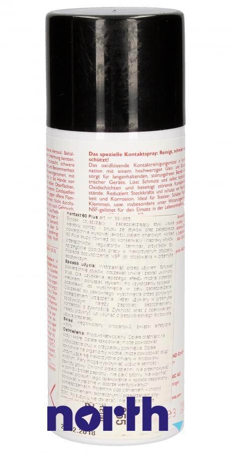 Spray Kontakt Chemie 60-KONTAKT 60KONTAKT 200ml,1