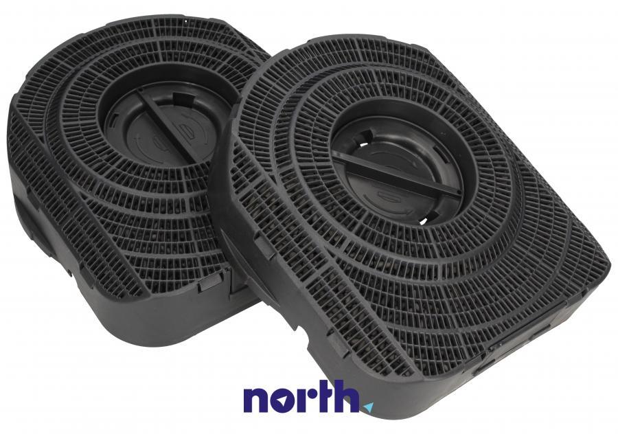 Filtr węglowy w obudowie okrągły do okapu Amica 1000560,0