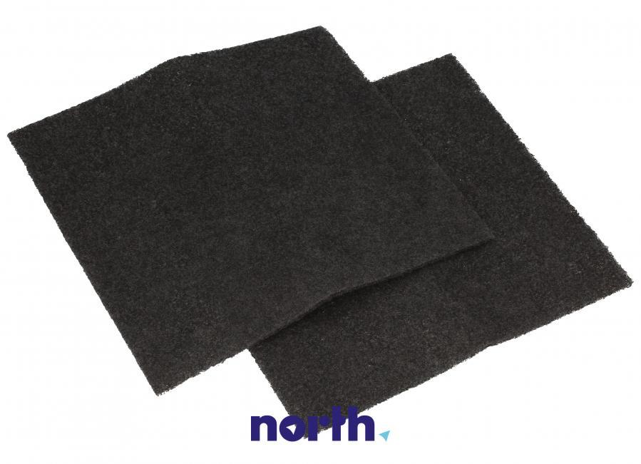 Filtr węglowy prostokątny bez obudowy do okapu Amica 1006865,0