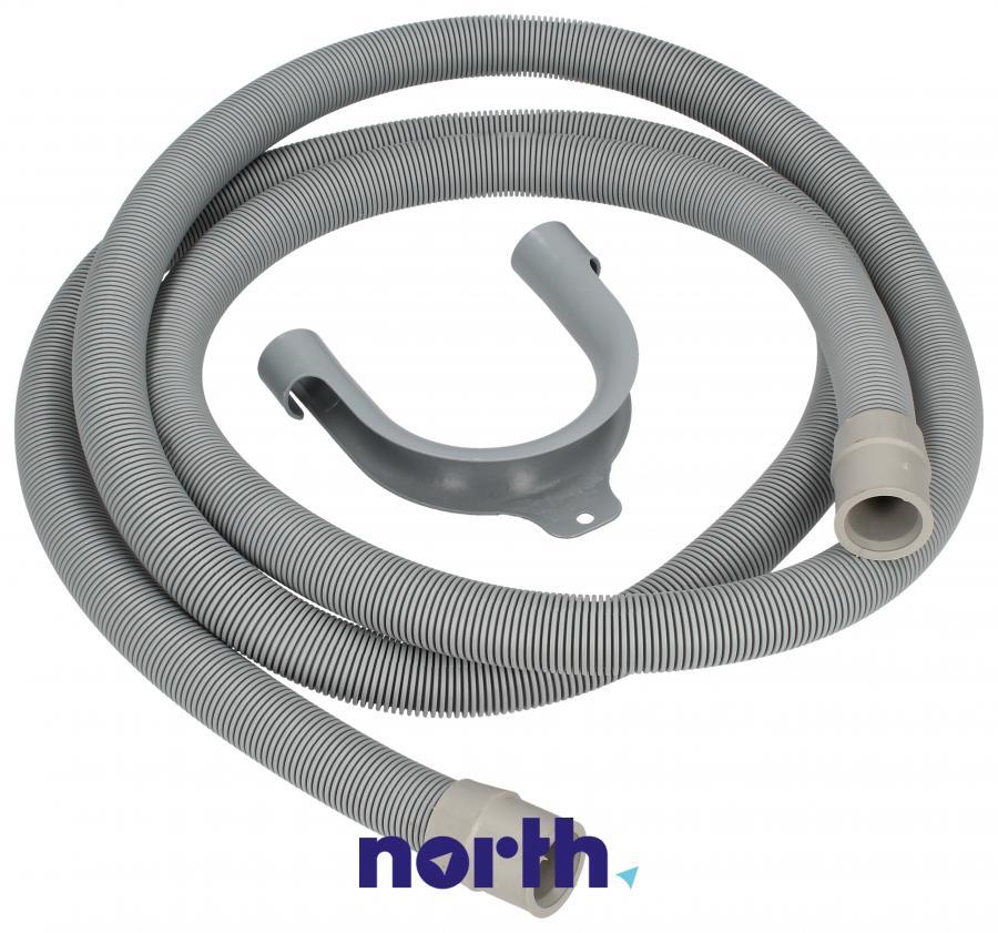 Wąż odpływowy do pralki TP REFLEX,0