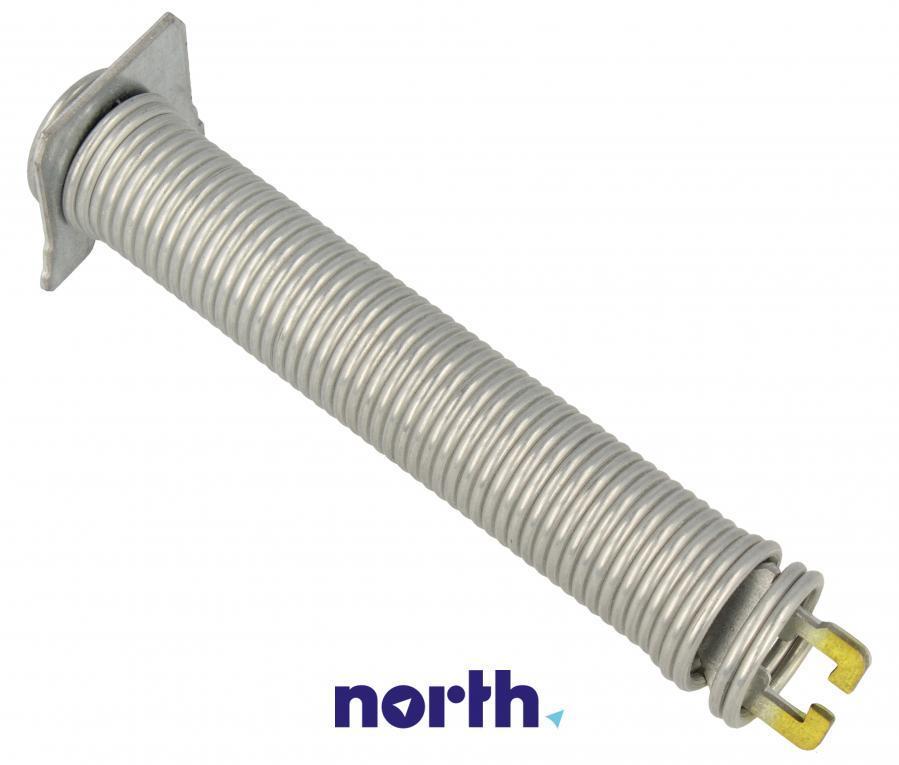 Sprężyna zawiasu drzwi do zmywarki Bosch 00611335,0