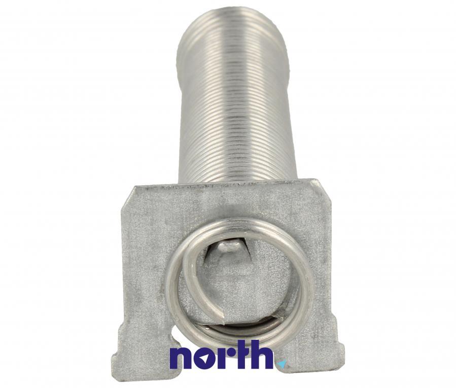 Sprężyna zawiasu drzwi do zmywarki Bosch 00611335,4