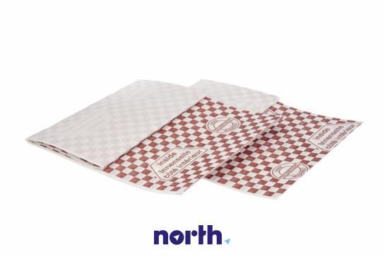 Filtr przeciwtłuszczowy papierowy do okapu Neff  LZ23000 00452152,2