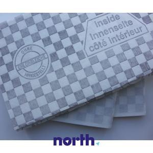 Filtr przeciwtłuszczowy papierowy do okapu Neff  LZ23000 00452152,3