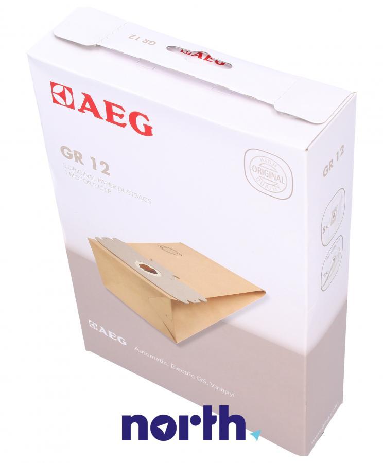 Worki papierowe do odkurzacza Electrolux 8996689012533,0
