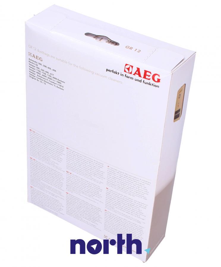 Worki papierowe do odkurzacza Electrolux 8996689012533,1