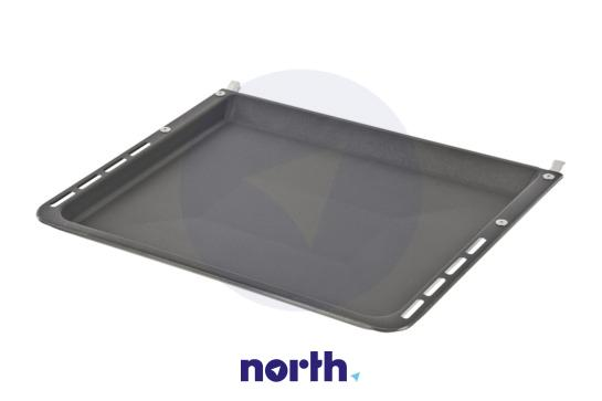 Blacha do pieczenia płytka (emaliowana) 45.8x37.5x2.3cm do piekarnika Siemens 00467762,2