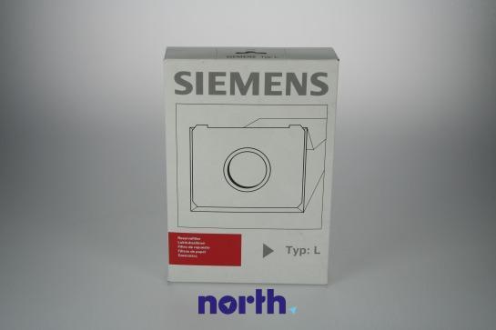 Worki L do odkurzacza Siemens,2