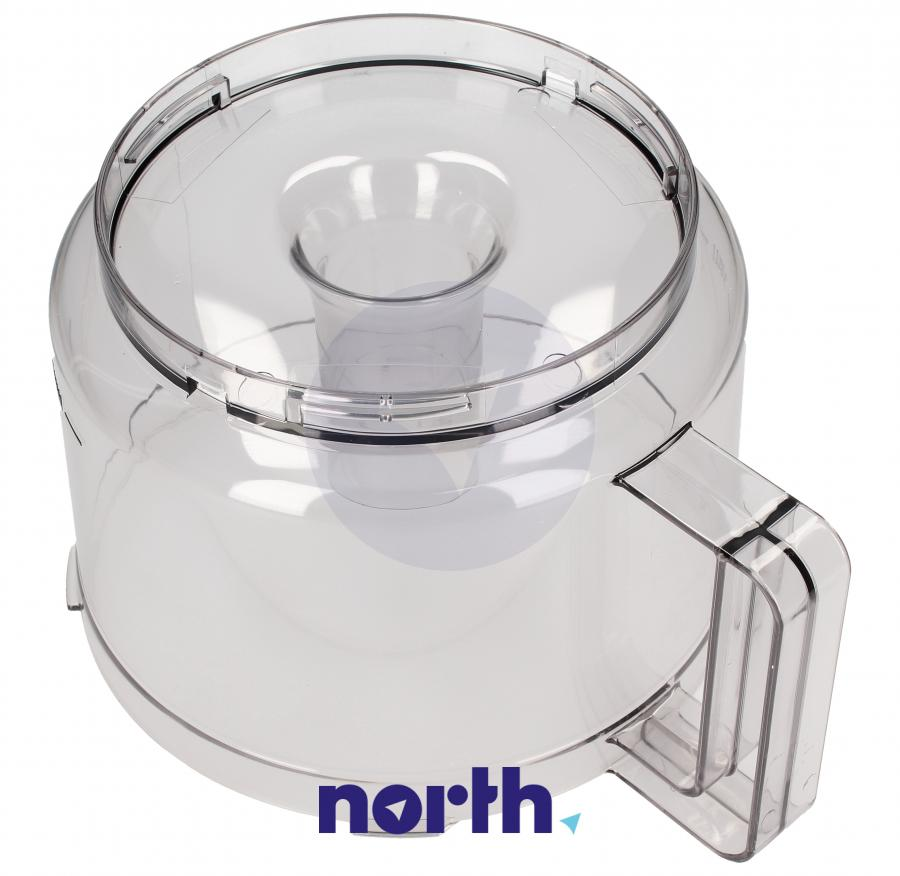 Pojemnik malaksera do robota kuchennego Siemens 00085280,1