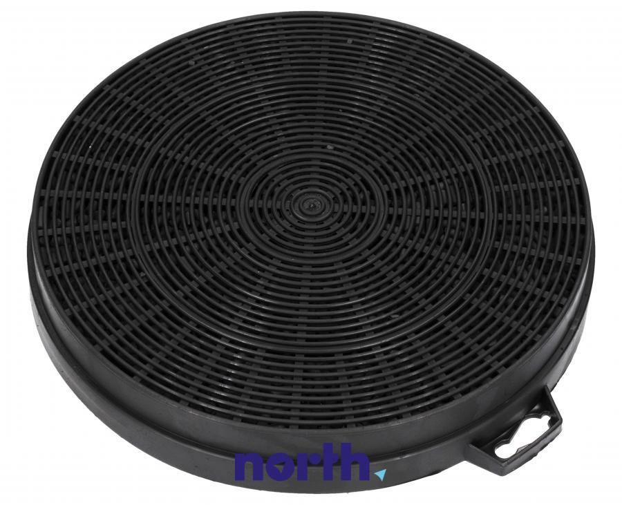 Filtr węglowy w obudowie okrągły do okapu Thermor 210,0
