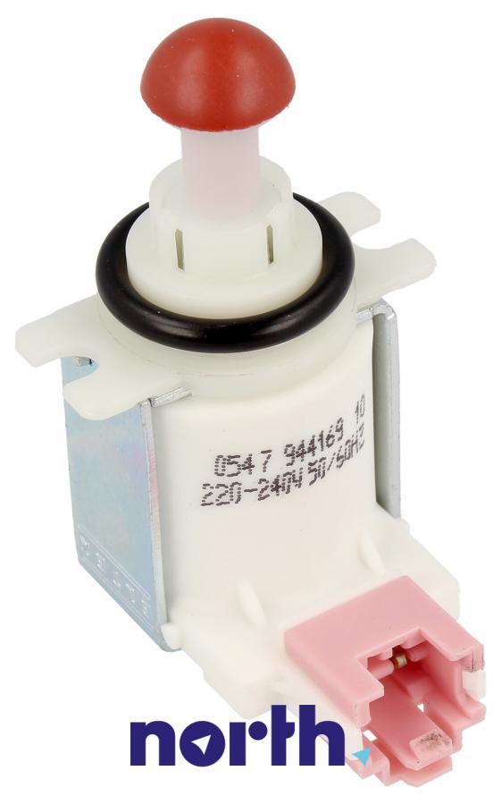 Elektrozawór płaszcza wodnego do zmywarki Bosch 00611316,0