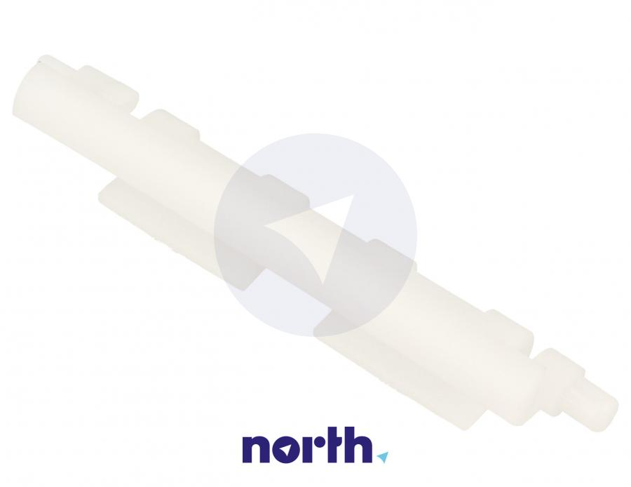 Sprężyna uchwytu drzwiczek zamrażarki górnej do lodówki Whirlpool 481949268501,2