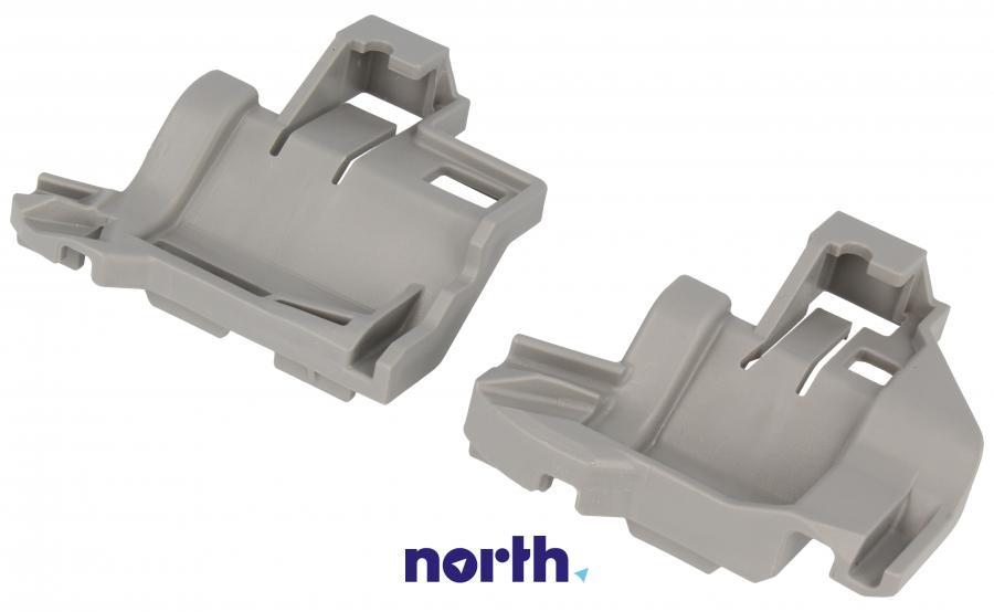 Zaczep grzebienia do kosza na naczynia do zmywarki Siemens 00611482,1