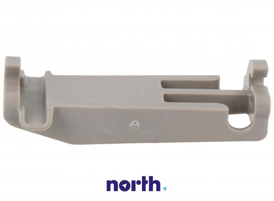 Zaczep grzebienia do kosza na naczynia do zmywarki Siemens 00645112,3