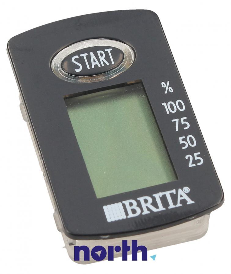 Wskaźnik wymiany filtra wody Brita do ekspresu do kawy Bosch 00613971,0