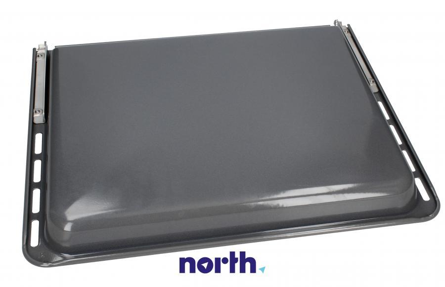 Blacha do pieczenia głęboka (emaliowana) 45.9x40cm do piekarnika Bosch HEZ342072 00680616,1