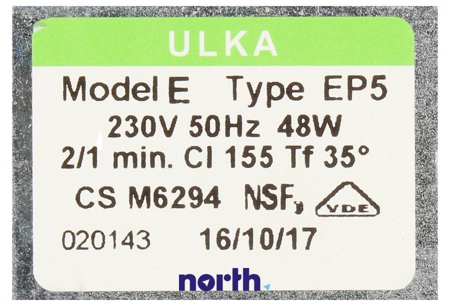 Pompa ciśnieniowa 48W 230V Ulka do ekspresu Magimix EP5,3