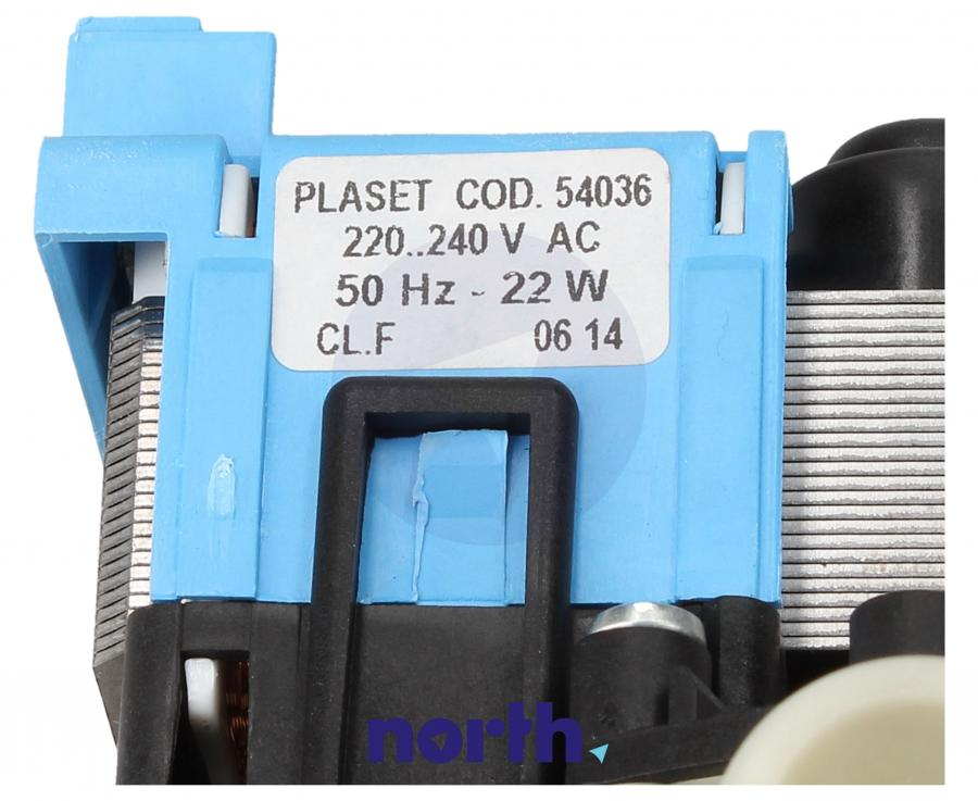 Pompa odpływowa do zmywarki Indesit C00044712,3