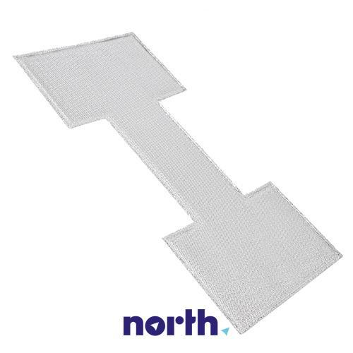Filtr przeciwtłuszczowy metalowy (aluminiowy) do okapu Electrolux 50232423009,0