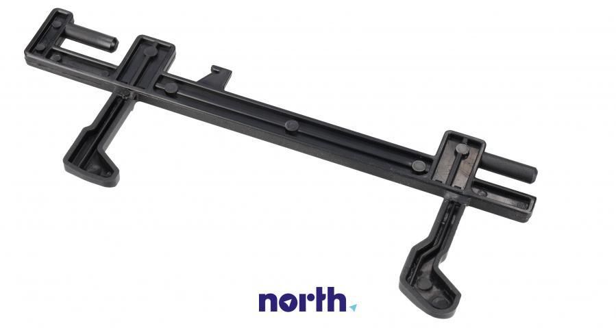 Zatrzask zamka drzwiczek do mikrofalówki Whirlpool 480120100333,0