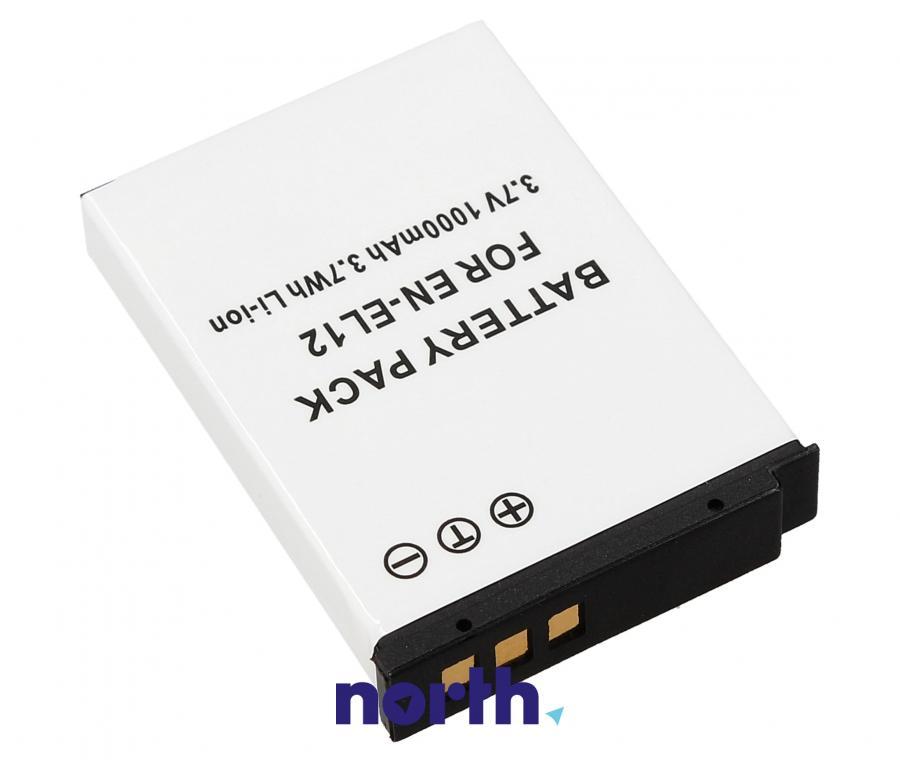 Akumulator 3.7V 1050mAh do kamery Nikon DIGCA37073,1