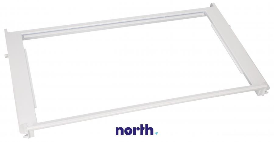 Kompletna ramka półki do lodówki Bauknecht 480131100309,2