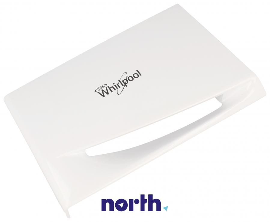 Front szuflady na proszek do pralki Whirlpool 481010487636,0
