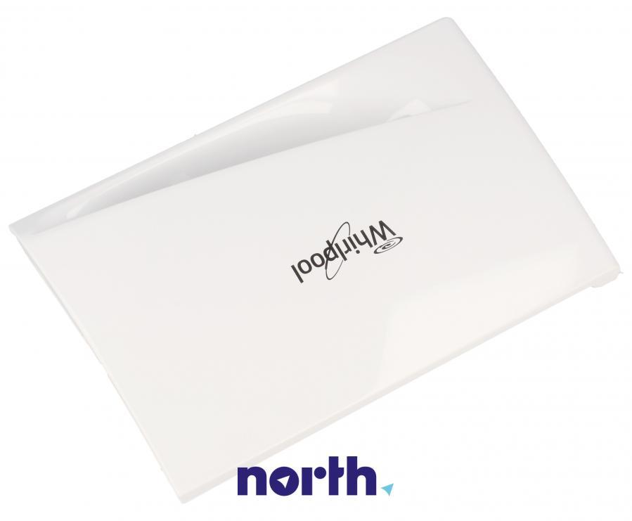 Front szuflady na proszek do pralki Whirlpool 481010487636,1