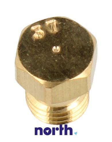 Dysza propan-butan (G37) palnika wok do płyty gazowej Amica 8048906,0